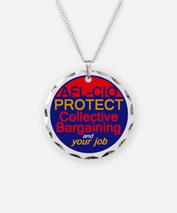 Collective Bargaining Necklace