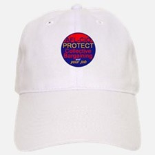 Collective Bargaining Baseball Baseball Cap