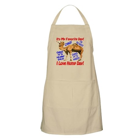 Hump Day Camel Best Seller Apron
