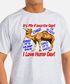 Hump Day Camel Best Seller T-Shirt