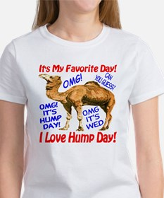 Hump Day Camel Best Seller Women's T-Shirt