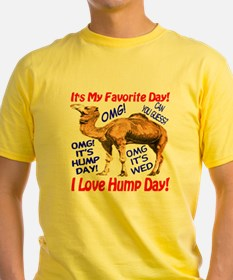 Hump Day Camel Best Seller T
