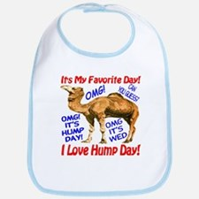 Hump Day Camel Best Seller Bib