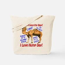 Hump Day Camel Best Seller Tote Bag