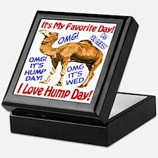 Hump Day Camel Best Seller Keepsake Box
