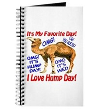 Hump Day Camel Best Seller Journal