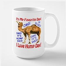Hump Day Camel Best Seller Ceramic Mugs