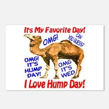 Hump Day Camel Best Seller Postcards (Package of 8