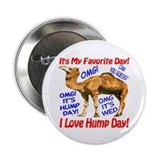 """Hump Day Camel Best Seller 2.25"""" Button (10 pack)"""