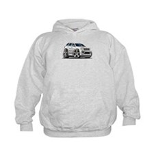 Jeep Cherokee White Car Hoody