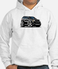Jeep Cherokee Black Car Jumper Hoody