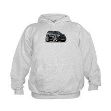 Jeep Cherokee Black Car Hoody
