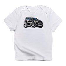 Jeep Cherokee Black Car Infant T-Shirt