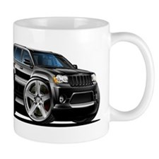 Jeep Cherokee Black Car Mug