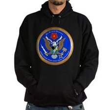 The Great Army SIGINT Seal Hoody