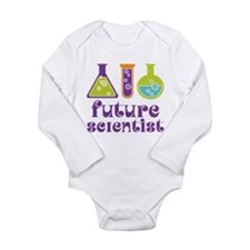 Future Scientist Science Baby Suit