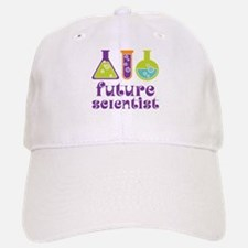 Future Scientist Science Baseball Baseball Cap