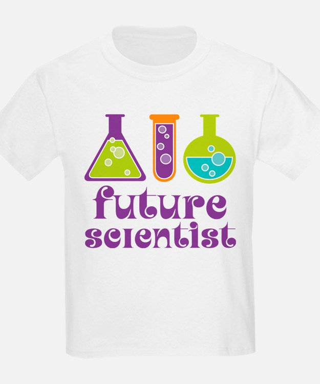 Future Scientist Science T-Shirt