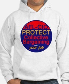 Collective Bargaining Hoodie Sweatshirt