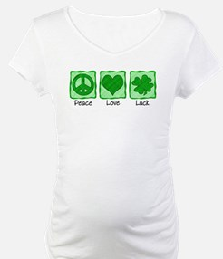 Peace Love Luck Shirt