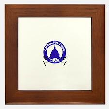 Capitol Polo Framed Tile