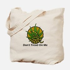 Don't Tread on Me Legalize M Tote Bag