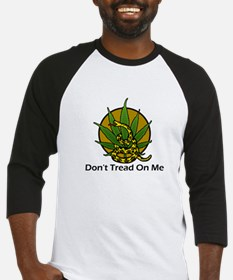 Don't Tread on Me Legalize M Baseball Jersey