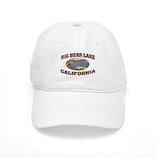 Big Bear Lake Baseball Cap