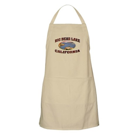 Big Bear Lake Apron