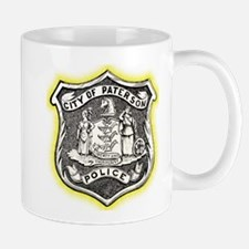 Paterson Police Mug