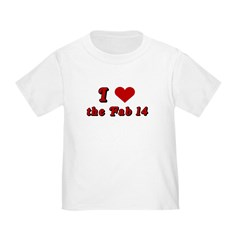 I <3 the Fab 14 T