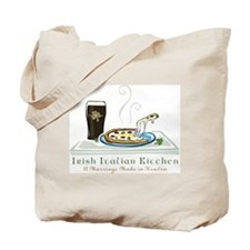 Cute Irish italian Tote Bag