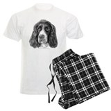 English springer spaniel Men's Light Pajamas