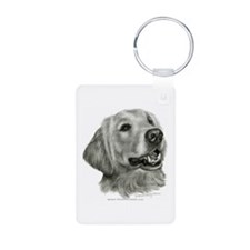 Golden Retriever Keychains