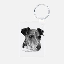 Smooth Fox Terrier Keychains