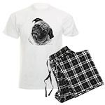 Pug Men's Light Pajamas