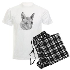 Cornish Rex Cat Pajamas