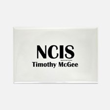 NCIS Timothy McGee Rectangle Magnet