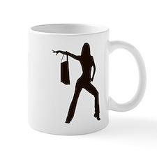 shop girl Mug