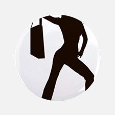 """shop girl 3.5"""" Button (100 pack)"""