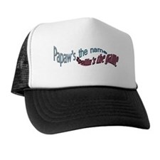 PAPAW,S THE NAME Trucker Hat
