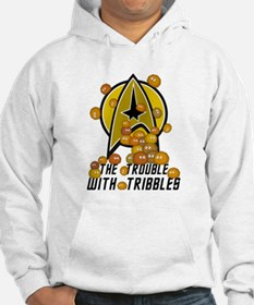 Trouble With Tribbles Hoodie