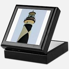 Cape Lookout Lighthouse. Keepsake Box