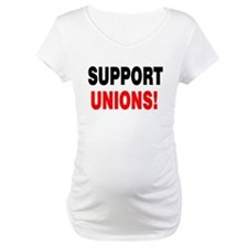 SUPPORT UNIONS: Shirt