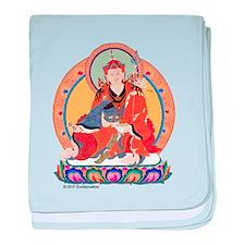 Guru Rinpoche/Padmasambhava baby blanket