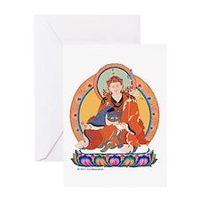 Guru Rinpoche/Padmasambhava Greeting Card
