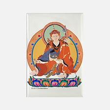 Guru Rinpoche/Padmasambhava Rectangle Magnet