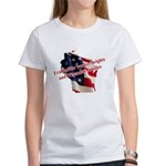 WI Familes & Workers Rights D Women's T-Shirt