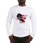 WI Familes & Workers Rights D Long Sleeve T-Shirt