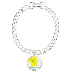 Support Green/Yellow Bracelet